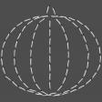 Elvira: Elements: Stitched Pumpkin