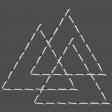 Elvira: Elements: Stitched Triangles