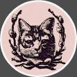 Joy: Kitten Sticker