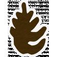 Joy: Pinecone Sticker