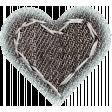 Edwina Alvie Kit:  Heart 01