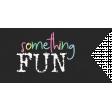 Something Fun: WA Fun