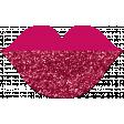 Delilah Elements Kit: Glitter Lips