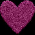 Serenella: Elements: Felt Heart