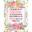 Bible Verse Pocket Card
