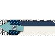 Aqua & Navy Mini Cluster Label