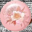 Pink & Orange Floral Flair 2