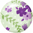 Purple and Green Flair