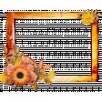 Autumn Cluster Frame 02