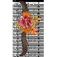 Autumn Cluster Bracket  06