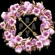 Pray Wreath Chipboard