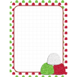Christmas Gingerbread Pocket Journal Card 02