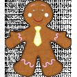 Christmas Gingerbread Cookie 05
