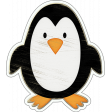 Baby It's Cold Outside Chipboard Penguin