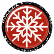 Winter Snow Mini Kit: Snowflake Brad