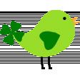 Saint Patrick Bird 13