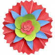 Sweet Days Paper Flower