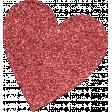 Sweet Days Glitter Heart