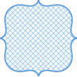 Sweet Days Patterned Mat