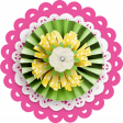 Retro Camper Kit Add-On: Circle Cluster Flower