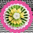 Retro Camper Kit Add-On: Circle Cluster Flower