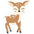 Retro Camper Kit Add-On: Deer Sticker