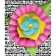 Retro Camper Kit Add-On: Paper Flower