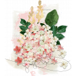 Spiritual Gifts Add-On: Flower Cluster