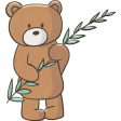 Kumbaya Cute Bear 1