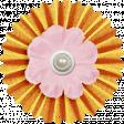 Accordion Fabric Flower