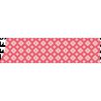 Pink Pattern Textured Washi