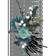 Succulent Bouquet Paper Cluster