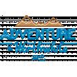 Around The World: Adventure Worthwhile Word Art