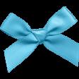 Around the World: Blue Bow
