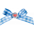 Bee-Attitudes Add-On Gingham Bow