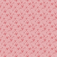 Pink Hearts Pattern Paper