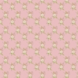 Pink Floral Pattern Paper