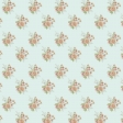 Green Floral Pattern Paper