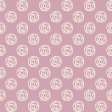 Mauve Rose Patterned Immunity Paper
