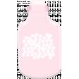 Pink Medicine Jar