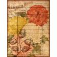 Vintage Inked Library Card
