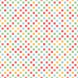 Kumbaya Mini Kit Checkered Patterned Paper