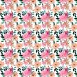 Joy Floral Paper 1