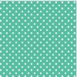 Bloom Green Polka Dot Paper