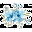 Blessed Add-On Bouquet Flower Sticker