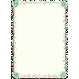 Choose Joy Watercolor Flower  Frame