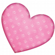 Glitter Heart 3