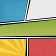 Super Hero Comic Background 1