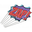 Super Hero Comic Effect ZAP
