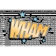 Super Hero Comic Effect Wham